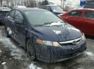 Lot #1136146015 2006 HONDA CIVIC LX salvage car
