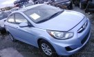 Lot #1260317828 2012 HYUNDAI ACCENT GLS/GS salvage car