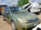 Lot #1307622542 2008 FORD FOCUS S/SE salvage car
