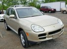 Lot #1316075000 2004 PORSCHE CAYENNE S salvage car