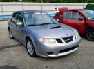 Lot #1319097918 2005 SAAB 9-2 AERO salvage car