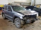 Lot #1323962118 2007 JEEP GRAND CHER salvage car