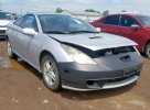 Lot #1332850815 2002 TOYOTA CELICA GT salvage car