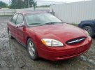 Lot #1335329208 2003 FORD TAURUS SES salvage car