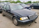 Lot #1338328148 1995 MERCEDES-BENZ C 220 salvage car
