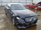 Lot #1338330025 2014 MERCEDES-BENZ E 350 4MAT salvage car