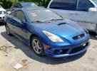 Lot #1338893532 2002 TOYOTA CELICA GT- salvage car