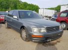 Lot #1341946860 1996 LEXUS LS 400 salvage car