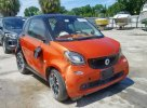 Lot #1343152138 2016 SMART FORTWO salvage car