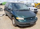 Lot #1344386725 1996 PLYMOUTH VOYAGER SE salvage car