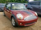Lot #1350965685 2009 MINI COOPER salvage car