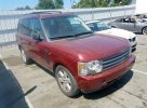 Lot #1352574002 2004 LAND ROVER RANGE ROVE salvage car