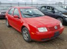 Lot #1354330970 2001 VOLKSWAGEN JETTA GLS salvage car
