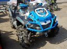 Lot #1356070898 2013 CAN-AM OUTLANDER salvage car