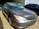 Lot #1356077220 2002 TOYOTA CAMRY LE salvage car