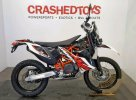 Lot #1356107895 2015 KTM 690 ENDURO salvage car