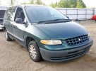 Lot #1356687355 1999 PLYMOUTH VOYAGER salvage car