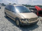 Lot #1356701642 1999 PLYMOUTH GRAND VOYA salvage car