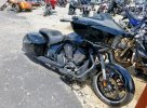Lot #1358438565 2016 VICTORY MOTORCYCLES CROSS COUN salvage car