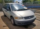 Lot #1358478808 2000 PLYMOUTH VOYAGER salvage car
