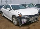 Lot #1364945120 2018 TOYOTA CAMRY LE A salvage car