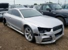 Lot #1364945650 2014 AUDI RS5 salvage car