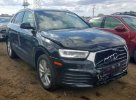 Lot #1364945802 2018 AUDI Q3 PREMIUM salvage car