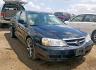 Lot #1364946375 2003 ACURA 3.2TL TYPE salvage car