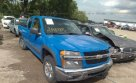Lot #1374118190 2008 CHEVROLET COLORADO LT salvage car