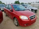 Lot #1375081820 2011 CHEVROLET AVEO LT salvage car