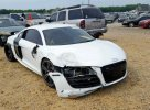 Lot #1375605008 2012 AUDI R8 5.2 QUA salvage car