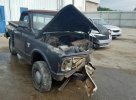 Lot #1378661160 1969 CHEVROLET K10 salvage car