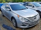 Lot #1383619098 2011 HYUNDAI SONATA GLS salvage car