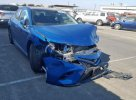 Lot #1384151190 2019 TOYOTA CAMRY L salvage car