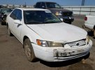 Lot #1384151210 1999 TOYOTA CAMRY LE salvage car