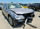 Lot #1384656362 2016 CHRYSLER 300C salvage car