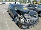 Lot #1384658890 2010 FORD FUSION SEL salvage car