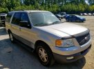 Lot #1387258295 2004 FORD EXPEDITION salvage car