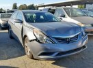 Lot #1390712148 2012 HYUNDAI SONATA GLS salvage car