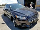 Lot #1391378310 2016 FORD FUSION TIT salvage car