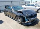 Lot #1391380448 2015 FORD MUSTANG salvage car