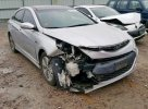 Lot #1392038580 2015 HYUNDAI SONATA HYB salvage car