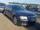Lot #1392051322 2012 CHRYSLER 300 LIMITE salvage car