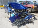 Lot #1392070215 2016 FORD FUSION S salvage car