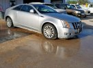 Lot #1392072725 2012 CADILLAC CTS PERFOR salvage car