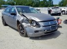 Lot #1392090540 2007 FORD FUSION S salvage car