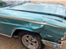 Lot #1408352472 1962 CHEVROLET IMPALA salvage car
