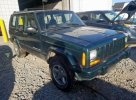 Lot #1419813238 1999 JEEP CHEROKEE S salvage car