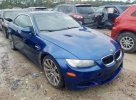 Lot #1422718198 2009 BMW M3 salvage car