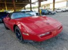 Lot #1427577198 1984 CHEVROLET CORVETTE salvage car